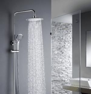 מוטות פינוק למקלחת